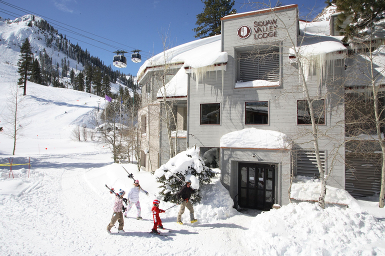 Squaw Valley Lodge, Placer