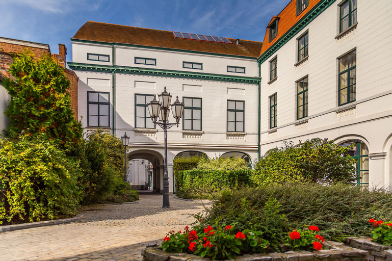 Hotel Cathedrale, Hainaut
