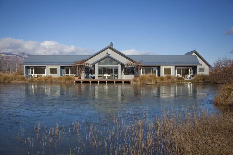 Matuka Luxury Lodge, Mackenzie