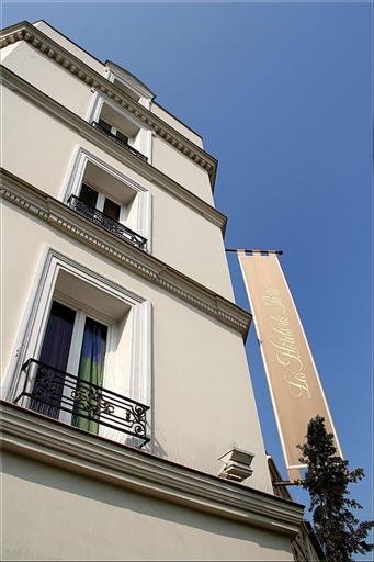 Villa Royale Montsouris Hotel, Paris