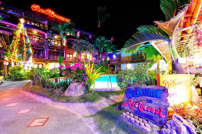 Red Coconut Beach Hotel, Malay