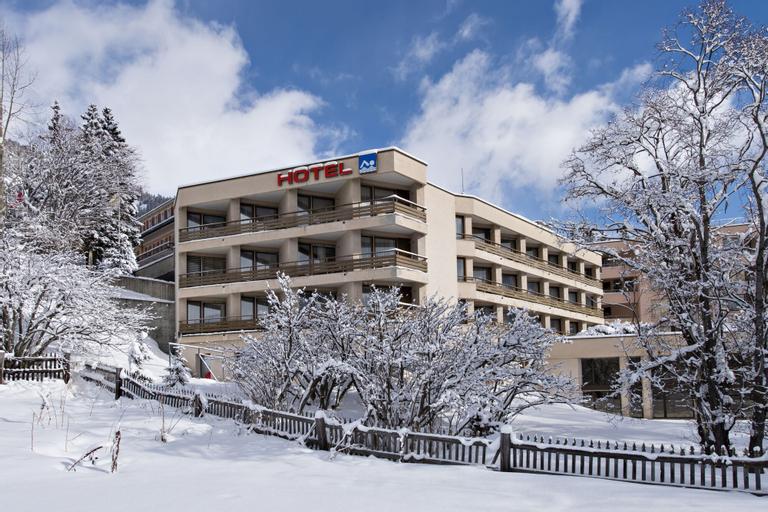 Quadratscha Hotel, Maloja