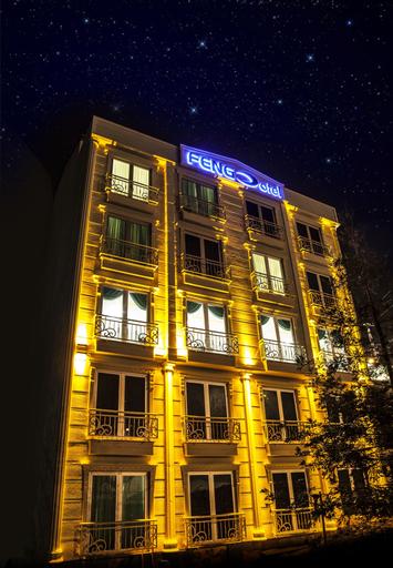 Fengo Hotel, Merkez