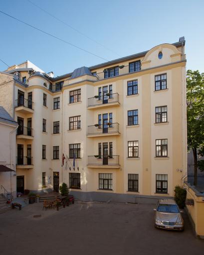 Hotel Edvards, Riga