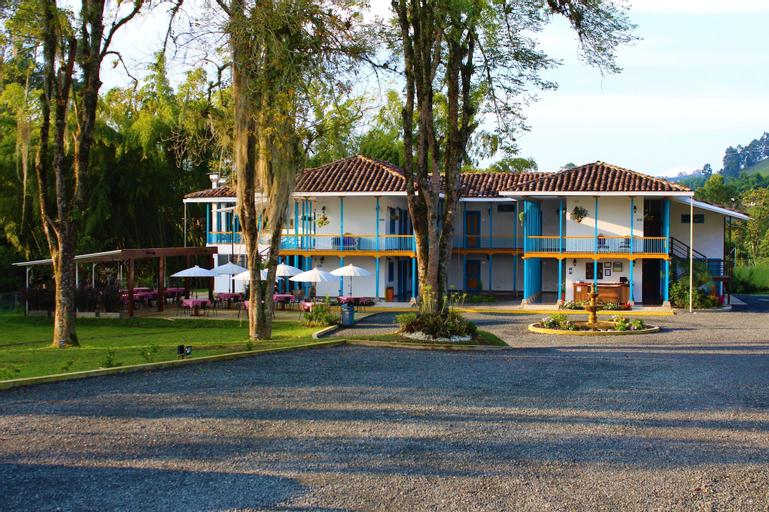 Hotel Hacienda Santa Clara, Santa Rosa de Cabal