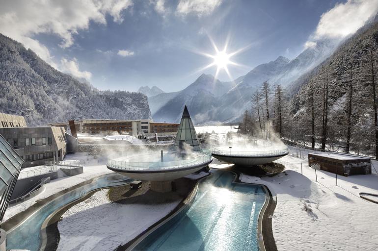 AQUA DOME - Tirol Therme Längenfeld, Imst