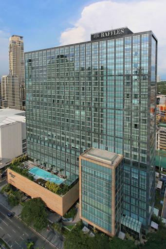 Raffles Makati( Multiple-Use Hotel), Makati City