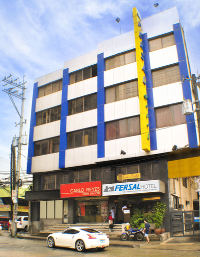Fersal Hotel - P. Tuazon, Cubao, Quezon City