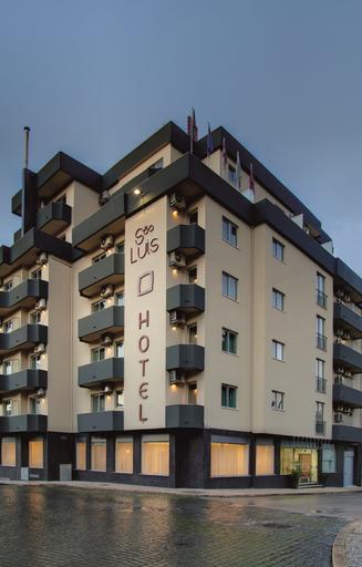 São Luis Hotel, Leiria