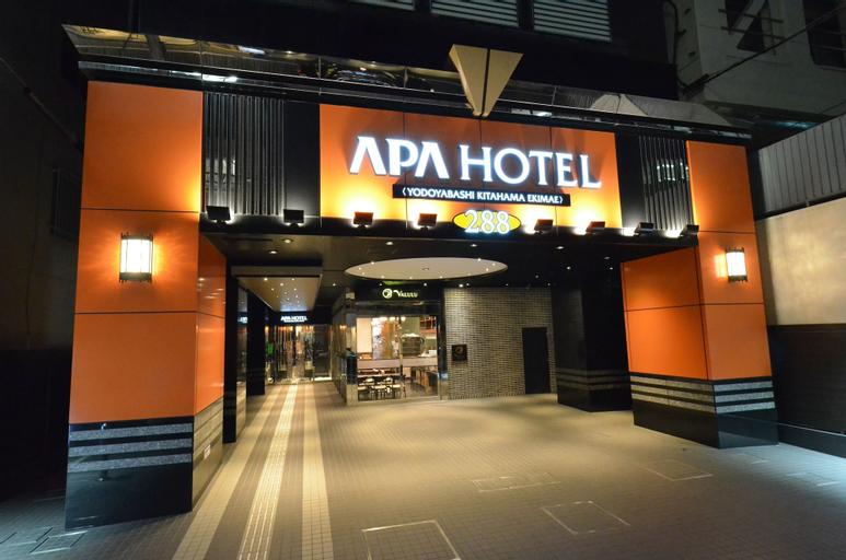 APA Hotel Sakaisuji Kitahama Ekimae, Osaka