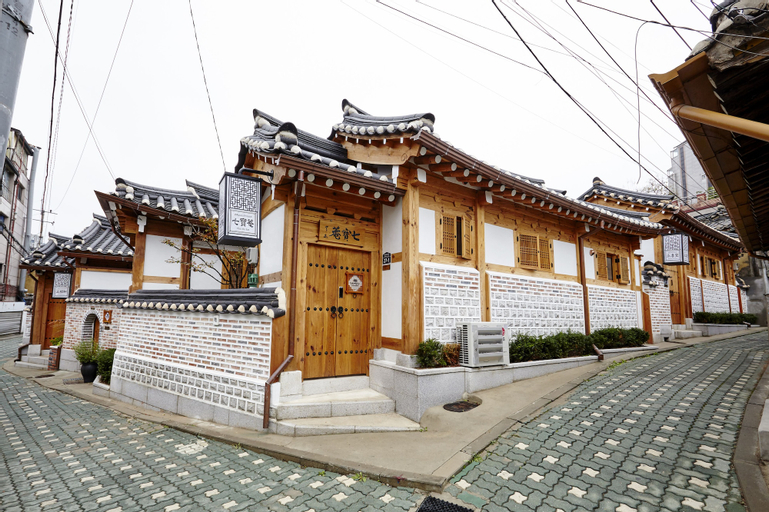 Hanok 24 Guesthouse Gyeongbokgung, Jongro