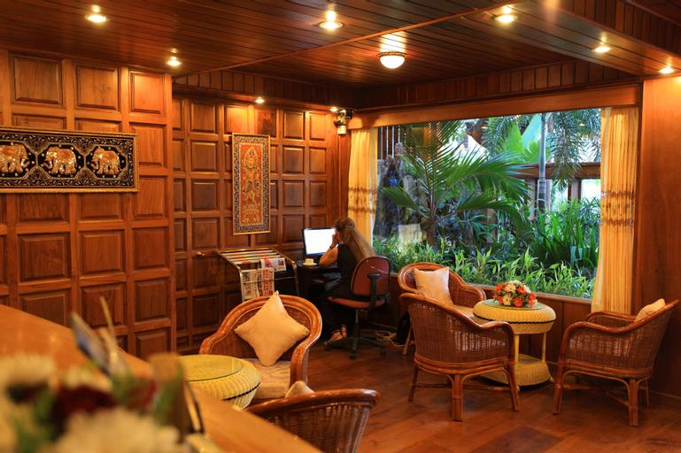 The Hotel Emperor, Mandalay
