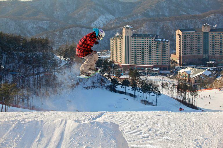 Hansol Oak Valley Resort, Hoengseong