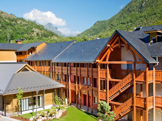 Résidence Lagrange Vacances Les Chalets d'Ax, Ariège
