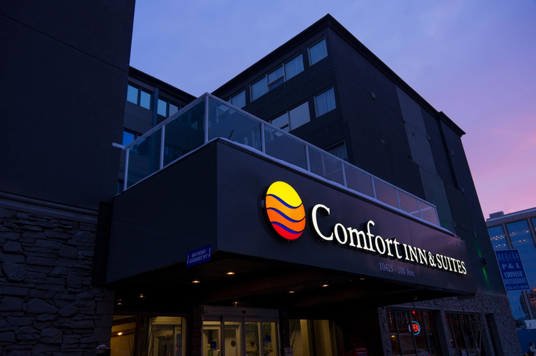 Comfort Inn & Suites Downtown Edmonton, Division No. 11