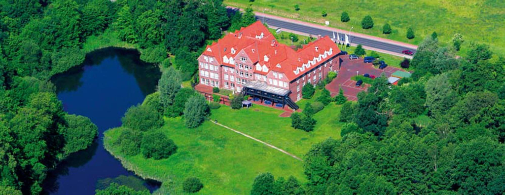 The Royal Inn Park Hotel Fasanerie, Mecklenburgische Seenplatte