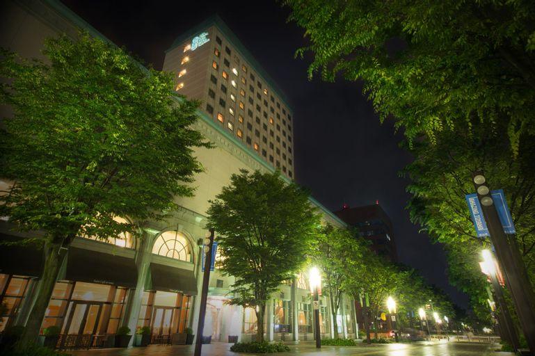 Oarks canal park hotel Toyama, Toyama