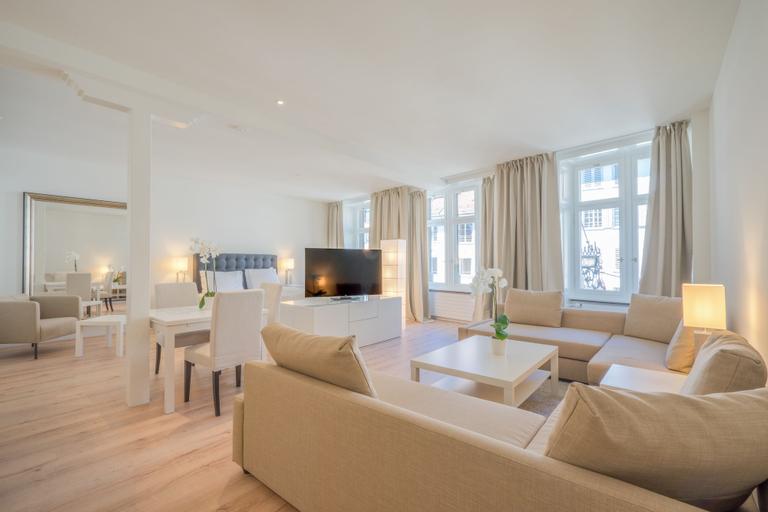 Altstadt Hotel Krone Apartments Luzern, Luzern