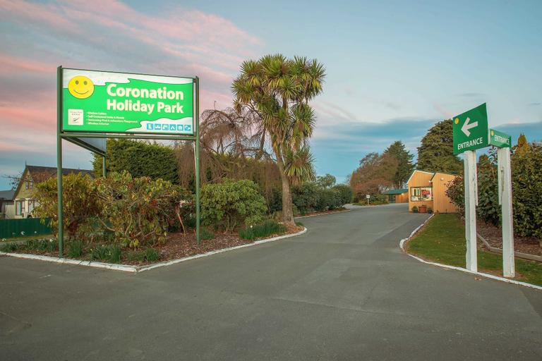 Coronation Park Motel, Ashburton