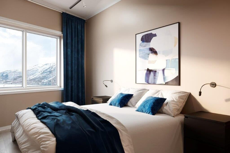 Luxury downtown apartments ap 405, Tromsø