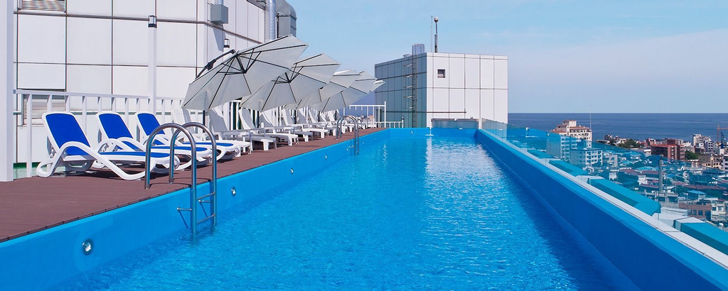 Jeju Pacific Hotel, Jeju
