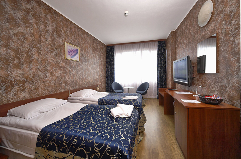 Akord Business Hotel, Stolichna