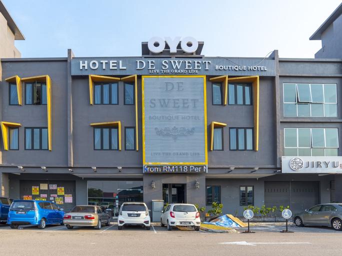 OYO 44064 De Sweet Boutique Hotel, Johor Bahru