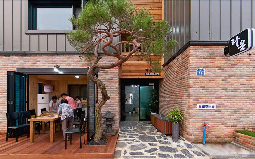 Boryeong Laon Pension, Boryeong