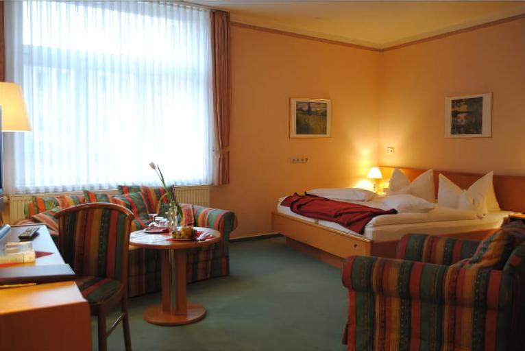 Rathaus-Hotel Wernigerode, Harz