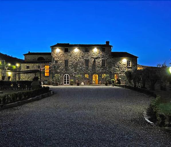 Hotel Villa Volpi, Lucca