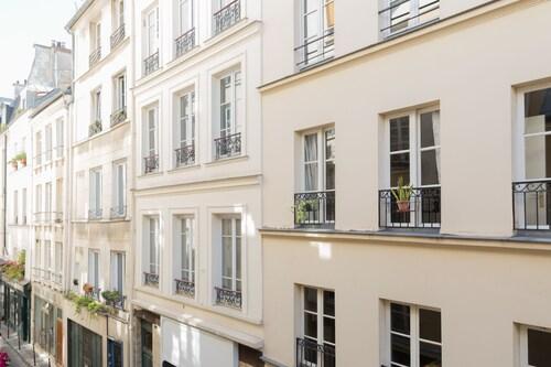 Appartement Marais, Paris