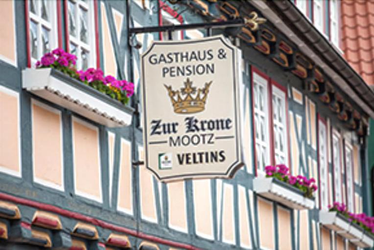 Gaststätte & Pension  Zur Krone, Eichsfeld