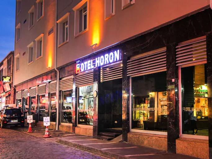 Horon Hotel, Merkez