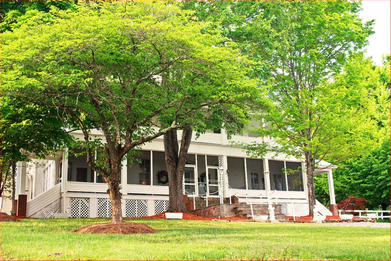 The Franklin Terrace, Macon
