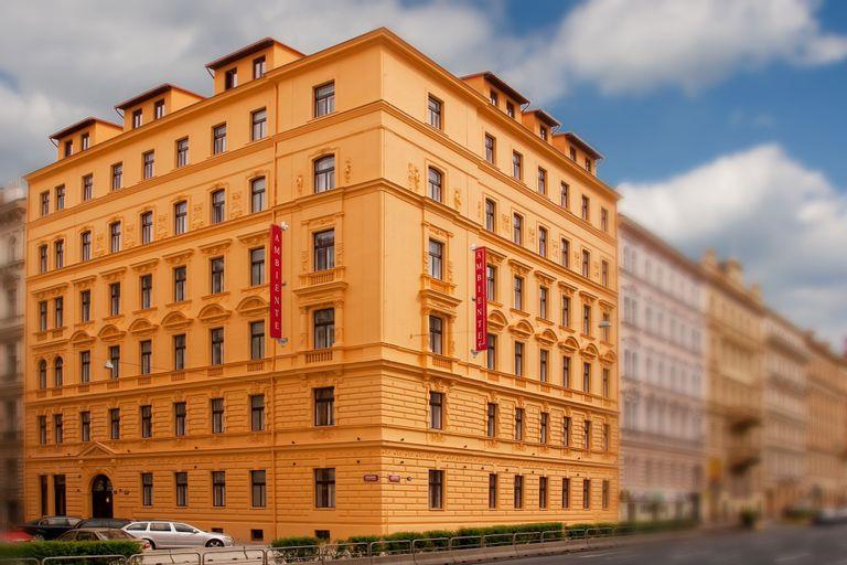 Hotel Ambiance, Praha 2