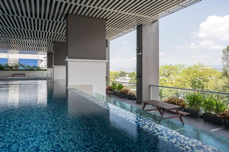 OYO Home 791 Luxury 2BR Vue Residence, Kuala Lumpur