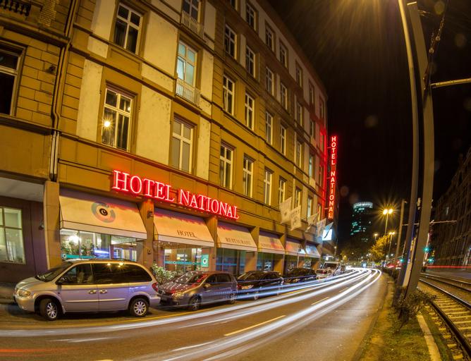 Centro Hotel National Frankfurt City, Frankfurt am Main