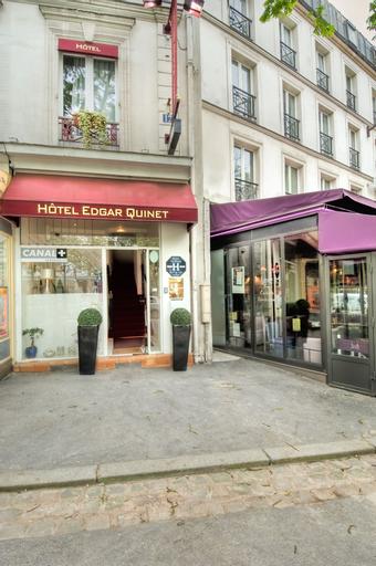Hotel Edgar Quinet, Paris