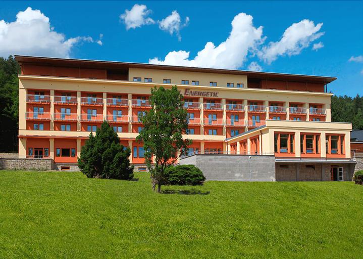 Wellness Resort Energetic, Vsetín