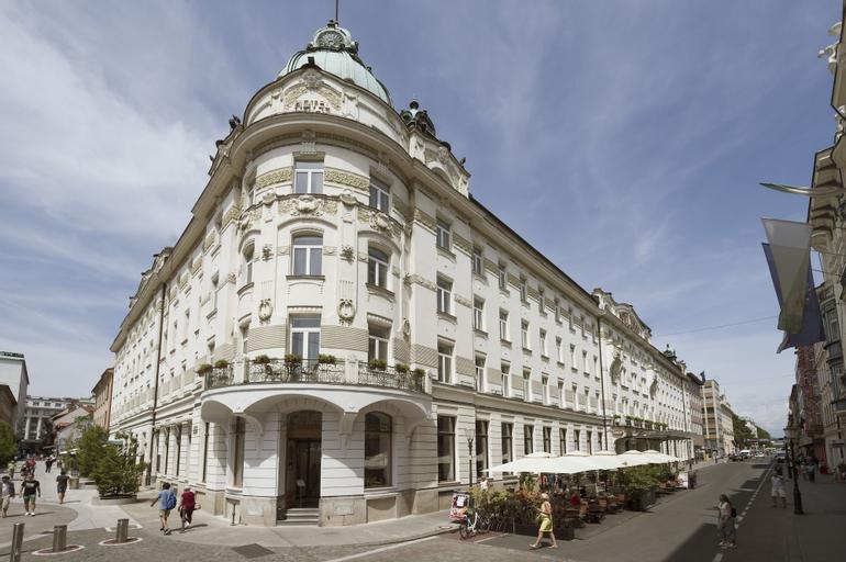 Grand Hotel Union, Ljubljana
