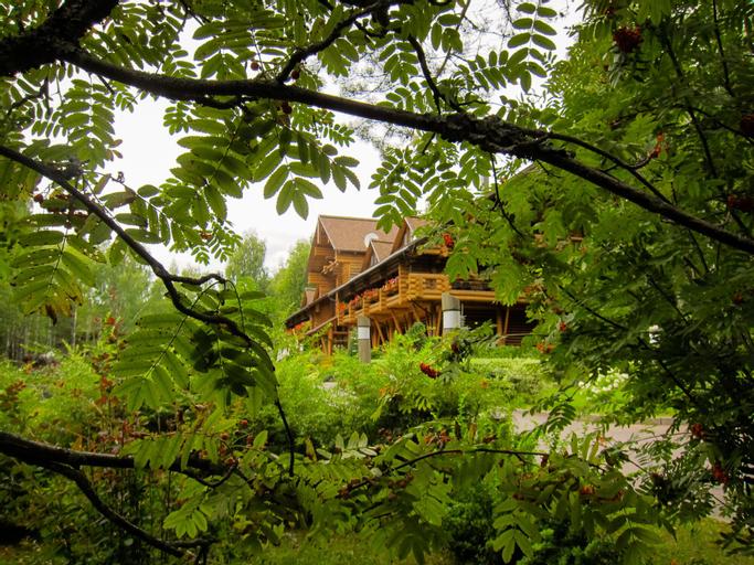 Eco Hotel Romanov Les, Krasnosel'skiy rayon