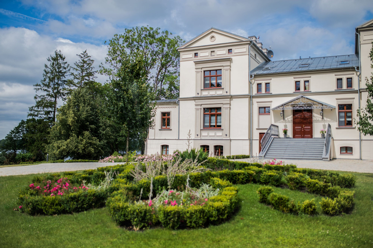 Pałac Warlity, Olsztyn