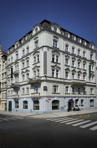 Best Western City Hotel Moran, Praha 5