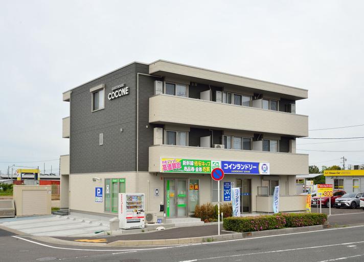 Guest House Gifuhashima COCONE - Hostel, Hashima
