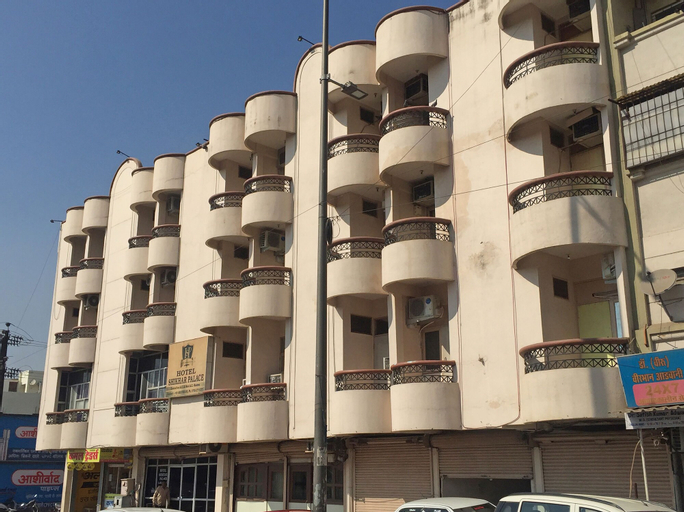 OYO 23694 Hotel Shikhar Palace, Bhopal