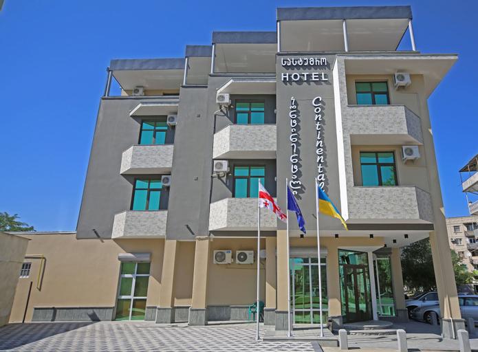 Hotel Continental, Tskaltubo