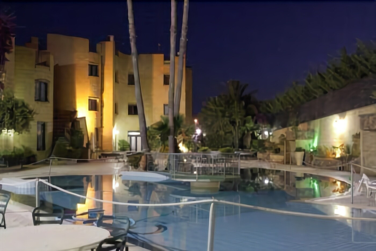 Grand Hotel Mosè, Agrigento