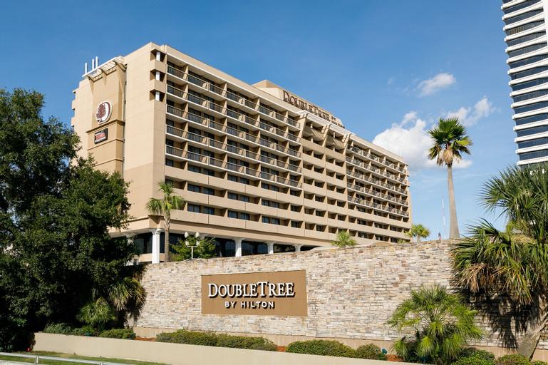 Double Tree by Hilton Hotel Jacksonville Riverfront, Duval
