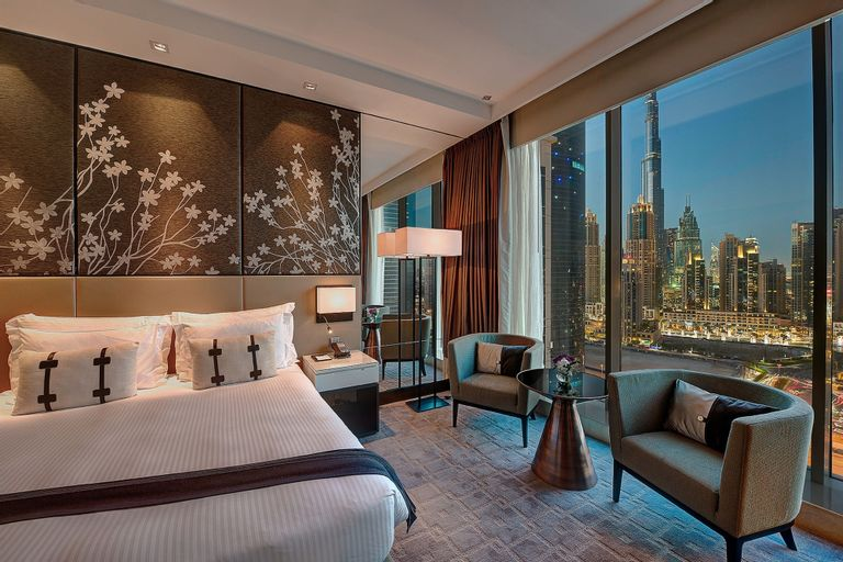 Pullman Dubai Downtown,
