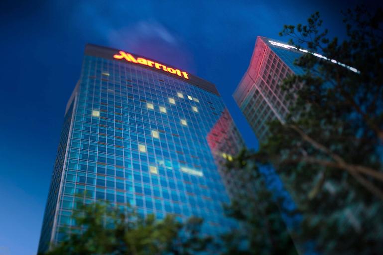 Marriott Executive Apartments Seoul, Mapo